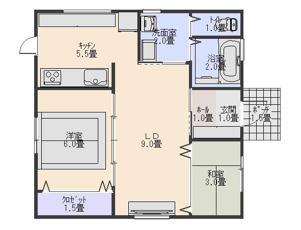 LCP16 新築住宅・中古住宅リフォーム・定住移住プラン